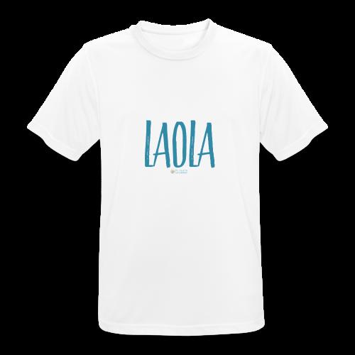 ola - Camiseta hombre transpirable