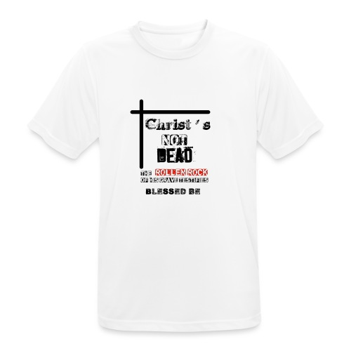 Christ's Not Dead - T-shirt respirant Homme