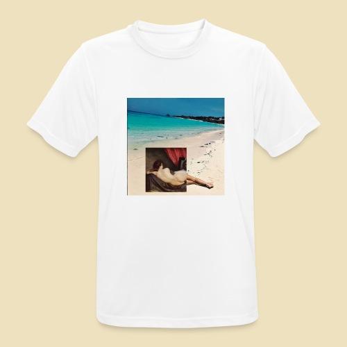 Arte contemporanea - Maglietta da uomo traspirante