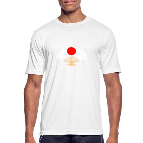 Eventail japonais - T-shirt respirant Homme