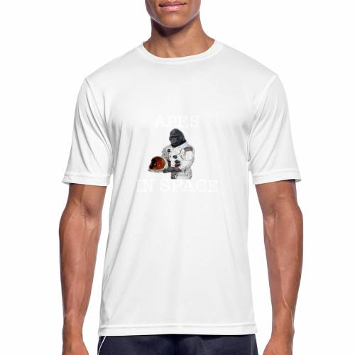 Apes in Space - Men's Breathable T-Shirt