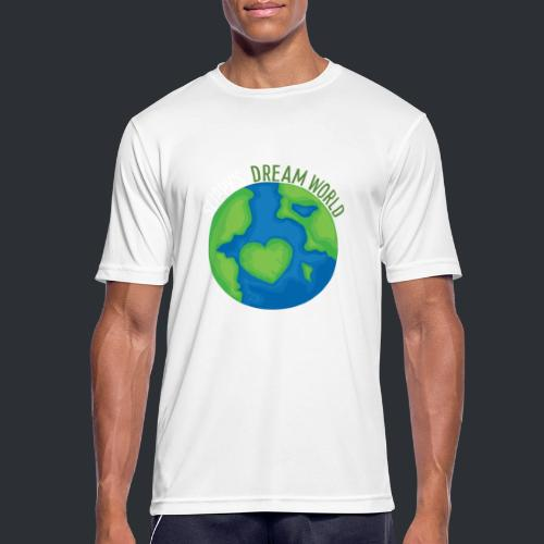Slippy's Dream World - Men's Breathable T-Shirt