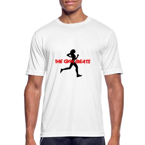 THE GYM BEATS - Music for Sports - Männer T-Shirt atmungsaktiv