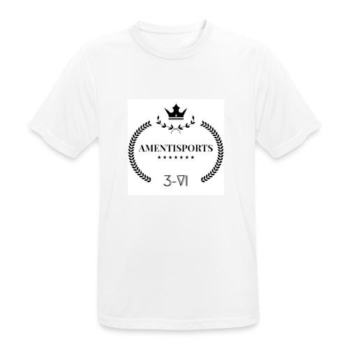 AmentiSports - Männer T-Shirt atmungsaktiv