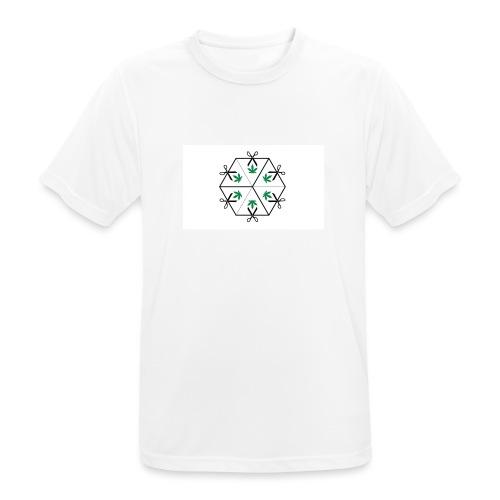 HighCube - Maglietta da uomo traspirante