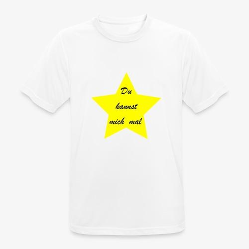 Du kannst mich mal - Männer T-Shirt atmungsaktiv