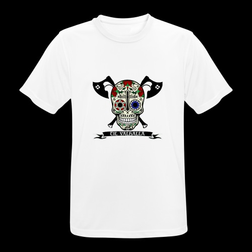 Celtic Calavera - T-shirt respirant Homme