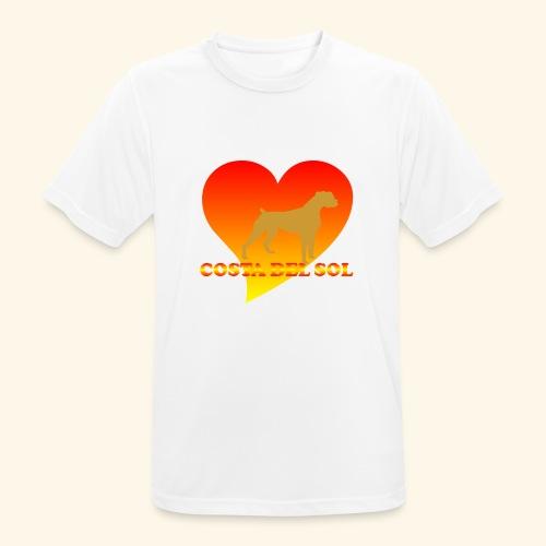 cdsDog1 - Männer T-Shirt atmungsaktiv