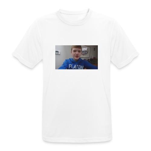 roel t-shirt - Mannen T-shirt ademend actief