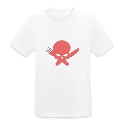 Skull Collection | FatLadFood - Men's Breathable T-Shirt
