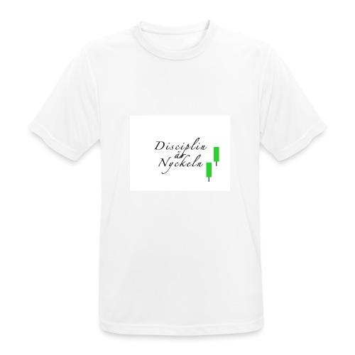 Disciplin - Andningsaktiv T-shirt herr