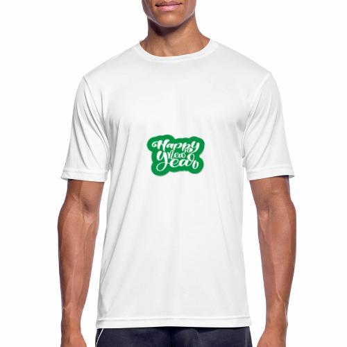 flubbers new year - Männer T-Shirt atmungsaktiv