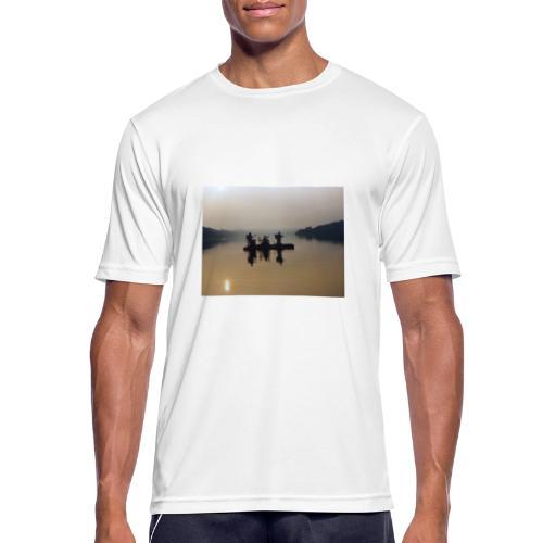 Live auf dem Staffelsee - Männer T-Shirt atmungsaktiv