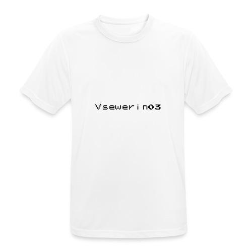 vsewerin03 exclusive tee - Herre T-shirt svedtransporterende