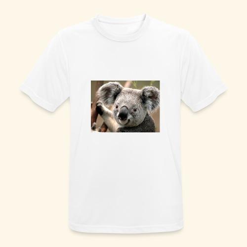 Koala - Männer T-Shirt atmungsaktiv
