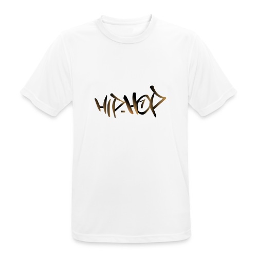 HIP HOP - Men's Breathable T-Shirt