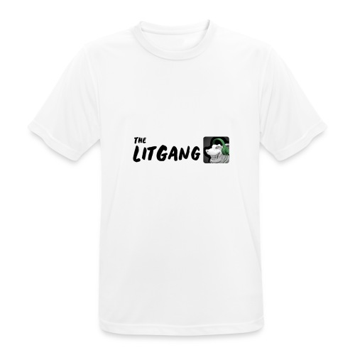 LitGang - Men's Breathable T-Shirt