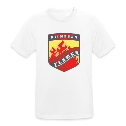 t-shirt kid-size zwart - Mannen T-shirt ademend actief