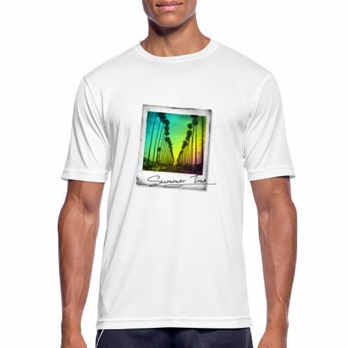 Summer Time - Men's Breathable T-Shirt
