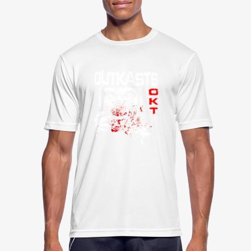 Outkasts Scum OKT Front - Men's Breathable T-Shirt
