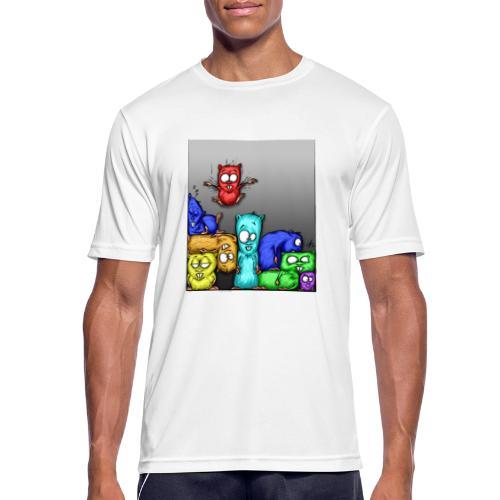 hamstris_farbe - Männer T-Shirt atmungsaktiv