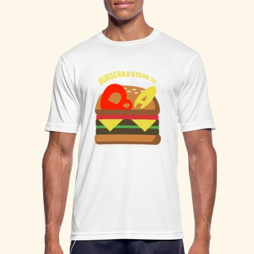BA logolink200dpi - Men's Breathable T-Shirt