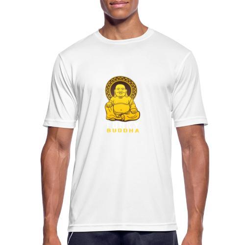 Funky Buddha - Männer T-Shirt atmungsaktiv