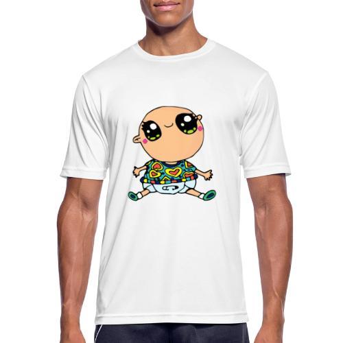 Louis le bébé - T-shirt respirant Homme