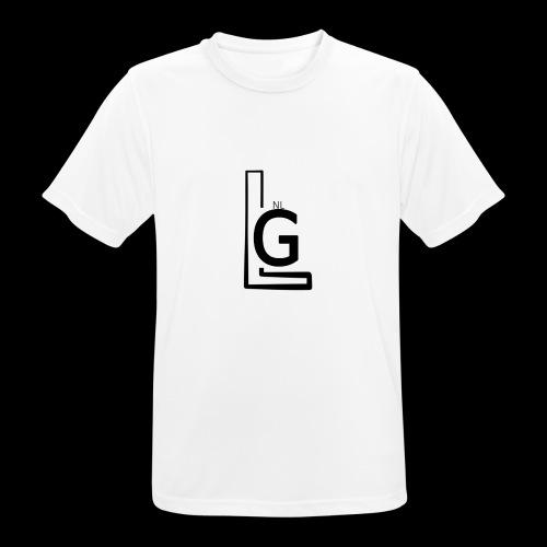 LegendgamingNL - Mannen T-shirt ademend actief