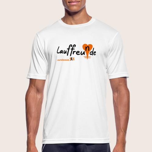 Lauffreu(n)de - Männer T-Shirt atmungsaktiv