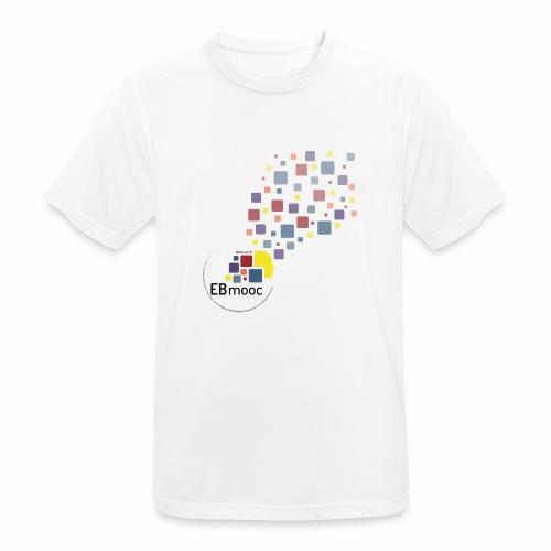 EBmooc T-Shirt 2018 - Männer T-Shirt atmungsaktiv