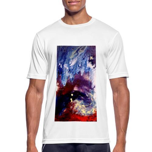 Ocean Vibes - Mannen T-shirt ademend actief