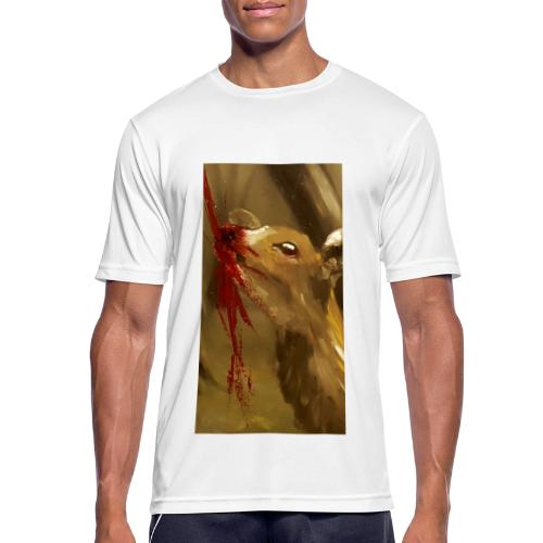 Shot? - Mannen T-shirt ademend actief