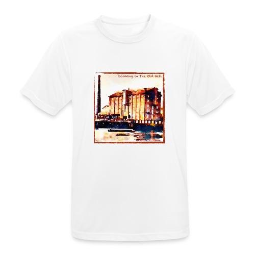 TOM - Camiseta hombre transpirable