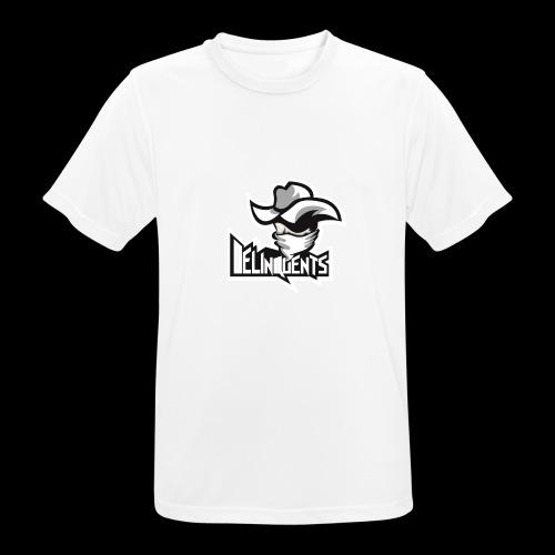 Delinquents TriColor - Herre T-shirt svedtransporterende