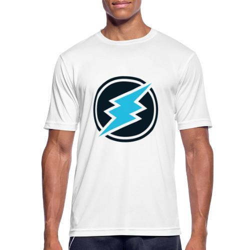ETN logo - Men's Breathable T-Shirt