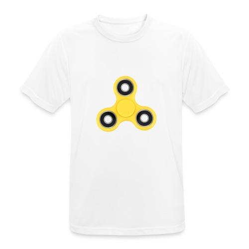 Hand Spinner - T-shirt respirant Homme