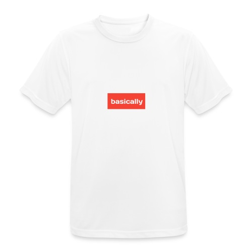 Basically merch - Men's Breathable T-Shirt