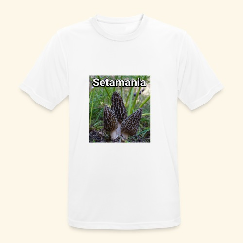Colmenillas setamania - Camiseta hombre transpirable