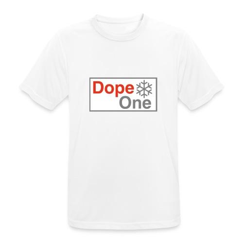 Dope One - Männer T-Shirt atmungsaktiv