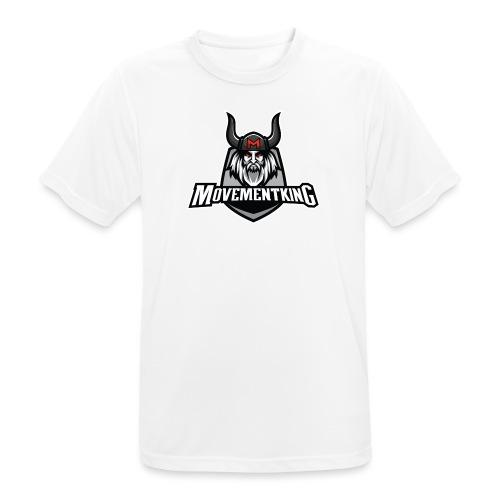 Wikinger Wappen - Männer T-Shirt atmungsaktiv
