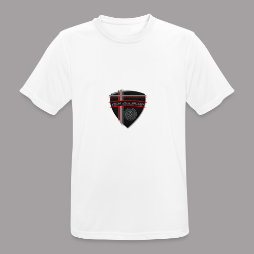 2erblogLogo blank png - Männer T-Shirt atmungsaktiv