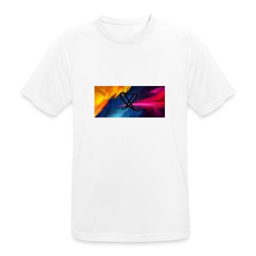 Box_logo_2 - Herre T-shirt svedtransporterende