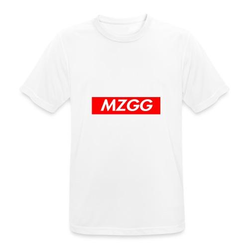 MZGG FIRST - Andningsaktiv T-shirt herr