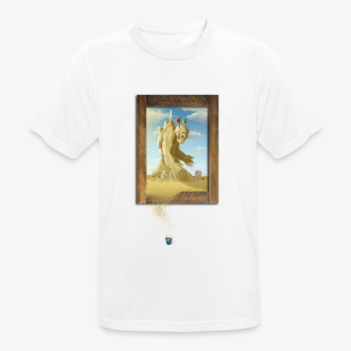 Sand - Camiseta hombre transpirable
