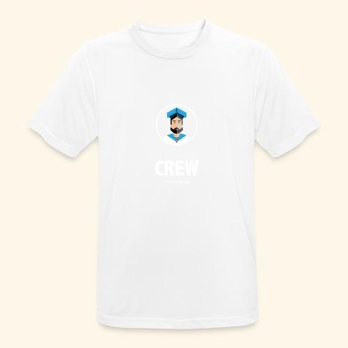 SeaProof Crew - Männer T-Shirt atmungsaktiv