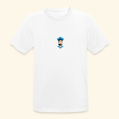 SeaProof Captain - Männer T-Shirt atmungsaktiv
