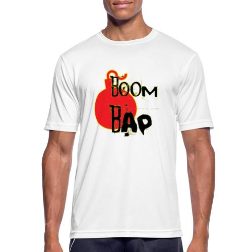 Boom Bap - Men's Breathable T-Shirt