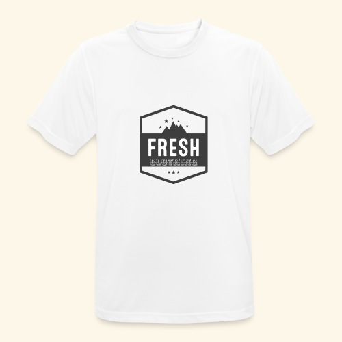 fresh - Men's Breathable T-Shirt