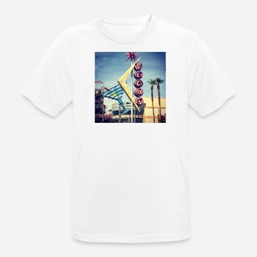 Viva Las Vegas! - Men's Breathable T-Shirt